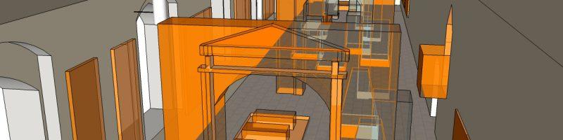 Modelling e rendering in 3D del patrimonio culturale